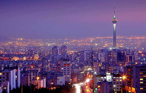 Iran geografi klimat